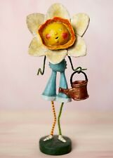 LORI MITCHELL EASTER AND SPRING FOLK ART FIGURE DAISY NEW 2021