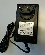 ICAL AD01G -  Alimentatore 7,5 Vdc per tastiere ed effetti