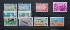 Dominica 1958 Caribbean 1964 Shakespeare 1965 ITU MM 1978 Flight Fine Used