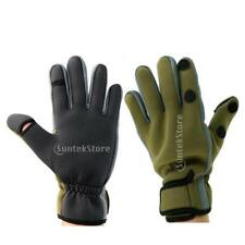Professional Fishing Gloves Neoprene Shooting Full Finger Fishing Gloves