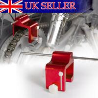 Universal Motorcycle Motorbike Chain Sprocket Alignment Tool ATV Bikered
