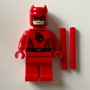 LEGO Marvel Super Heroes Official Daredevil Minifigure 76178