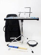 Gearlux Bell Kit w/ Glockenspiel, Mallets, Stand, etc.
