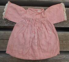 Ancienne robe BB d'époque fin XIXème !