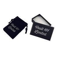 Velvet Gift Bags & Gift Boxes For Small Jewellery & Body Jewellery Vault 101 Ltd