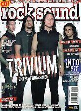 Rock Sound.Trivium,Billy Talent,Audioslave,Iron Maiden,Dufresne,Motorhead,Jet,ii