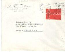 D2785B- ROMA 1971 - BUSTA  EUROPA SINGOLO ISOLATO - VIAGGIATA
