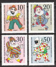 Berlin 1970 Mi. Nr. 373-376 Postfrisch LUXUS!!!