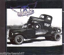 AEROSMITH - Pump ORIG GERMAN PRESSING 14 Track (CD 1989) NEW