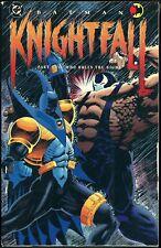 Batman Knightfall Vol 2 Trade Paperback TPB Azrael Nightwing Robin Bane 1st Prnt