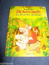 Enid Blyton SLOWCOACH THE TIRESOME BROWNIE mini SC 1984