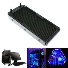 240mm PC Water Cooling Cooler Computer Radiator Heatsink for CPU Aluminum Liquid