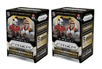 panini prizm football blaster box (2). RANDOM TEAM BREAK
