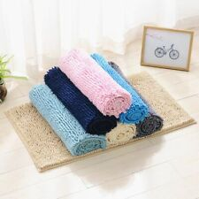 Original Luxury Chenille Bathroom Rug Mat, Extra Soft and Absorbent Shaggy Rugs