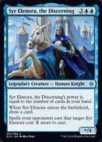 MTG x4 Syr Elenora, the Discerning Throne of Eldraine Uncommon NM/M