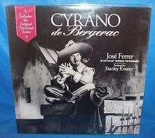 CYRANO DE BERGERAC REPUBLIC PICTURES HOME VIDEO LASER DISC 1950