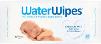 WaterWipes Pure Baby Wipes (60) FREE UK DELIVERY