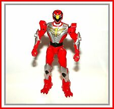 "Power Rangers RPM _ Red ""Auxiliary Trax"" Ranger"
