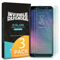 For Samsung Galaxy A6 Plus 2018 | Ringke Tempered Glass Screen Protector [3pcs]