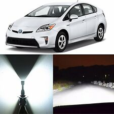 Alla Lighting High Beam Headlight 9005 White LED Bulb Kits for 06~15 Toyota RAV4