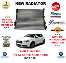 FOR AUDI A1 8X1 8XK 1.0 1.2 1.4 TFSi 1.6 TDi 2010-> NEW RADIATOR * OE QUALITY *