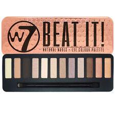 W7 Beat It Eye Colour Palette 12 Pan Eyeshadow Cosmetic Makeup