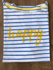 Joules Harbour Swing Happy Top Size 16 BNWT