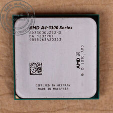 AMD A4-Series A4-3300 - 2.5 GHz (AD3300OJZ22HX) Socket FM1 CPU Prozessor 1 MB