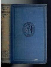 Hope, Anthony; Simon Dale. Methuen 1925 Fair