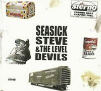 SEASICK STEVE & THE LEVEL DEVILS cheap (CD, album) blues rock, very good, 2007,