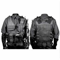 Tactical Military Vest Combat Armor Vests Mens Outdoor Training Hunting Vest