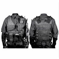 Tactical Military Vest Combat Armor Vests Mens Outdoor Training Hunting Vest