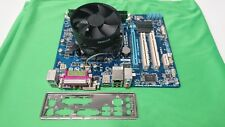 Gigabyte Motherboard Bundle, Intel i5-3330 3.2GHz Quad Core, 8GB RAM, Backplate