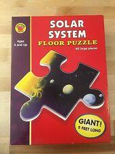 SOLAR SYSTEM FLOOR PUZZLE - 48 Large pieces. Brighter Child