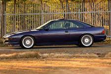 PEGATINAS LADO ALPINA BMW E31 STRIPES SIDE DECAL BMW 850 840 8 SERIES