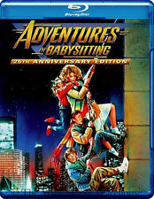 A Night On The Town Adventures in Babysitting 1980s 80s Teenager Movie Blu-ray