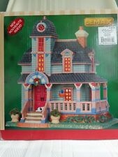Lemax - Whitley Residence - Lighted Christmas Village House - Victorian