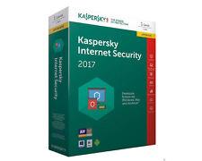 WOW Kaspersky Internet Security 2017 Upgrade 1user