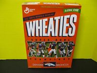 Wheaties Super Bowl Champions