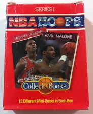 NBA Hoops 1990 Series 1 - Basketball Collect A Books Sealed (Box 1)
