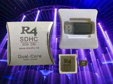 R4 SDHC HACK ROM NINTENDO DSI 2DS 3DS POKEMON GIOCHI NDS GBA PERLA NERA PLATINO