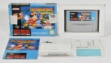 Super Nintendo SNES,The Magical Quest: Starring Mickey Mouse,OVP