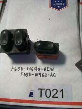 97 98 Ford F150 F250 Left Front Seat Switch F65B-14640-AEW & F65B-14963-AC #T021