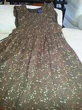 Ravissante robe à smocks CFK, 4 ans