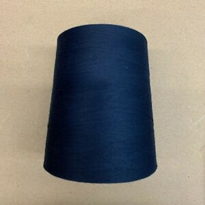 All Purpose Polyester Sewing Thread, 10,000 yards, Tex 27, NAVY
