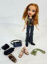 2004 Bratz WILD LIFE SAFARI Meygan Doll with Accessories RARE & HTF