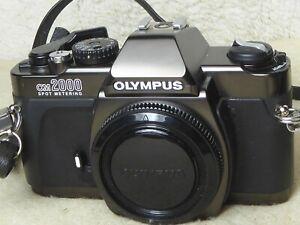 Olympus OLYMPUS OM2000 SPOT METERING  Shutter full speed / exposure metering