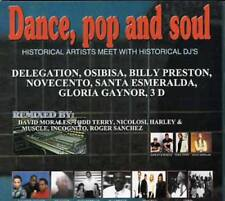 VARIOUS ARTISTS - Dance. Pop & Soul (Remixed) CD *NEW & SEALED