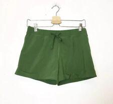 Scorpio Sol Green Yoga Athletic Shorts Womens Size Xs