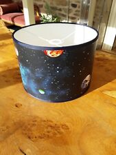 Children's Space Themed Lampshade Planets Milky Way